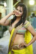 Aswi Glamorous Photos in Half Saree-thumbnail-18