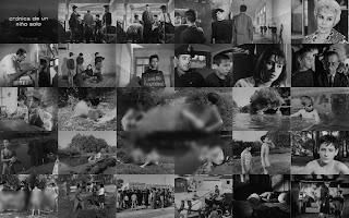 История одинокого мальчика / Хроники одинокого ребёнка / Cronica de un nino solo / Chronicle of a Boy Alone.