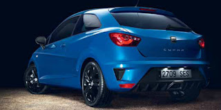 Ibiza Cupra R-evolution