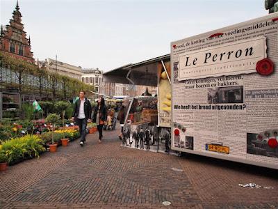 Grote Markt (Plaza del Mercado) de Haarlem