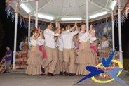 Grupo Sevilhanas ''Siempre a bailar'' - Festas do Pinhal Novo