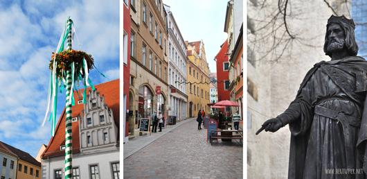 Altstadt in Meißen