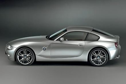 2013 Bmw Z4 Coupe Wallpaper