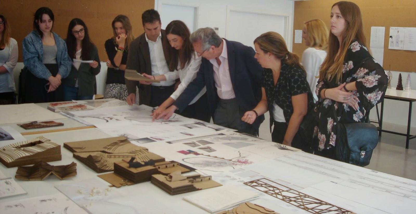 Rafael moneo en el grado de arquitectura internacional ceu for Grado superior arquitectura