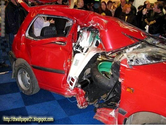 funny, funny accidents, funny car accident, mobile image, accidents wallpaper;