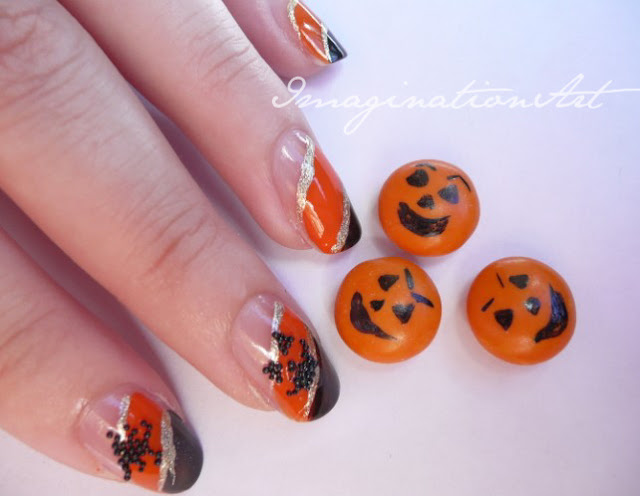 nail_art_halloween_simple_semplice_easy