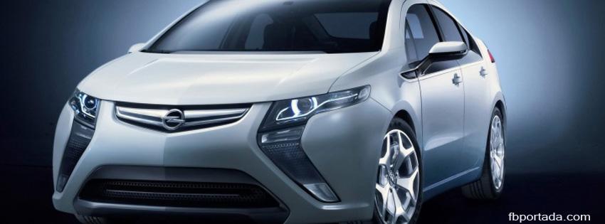 Carro Moderno Opel Ampera