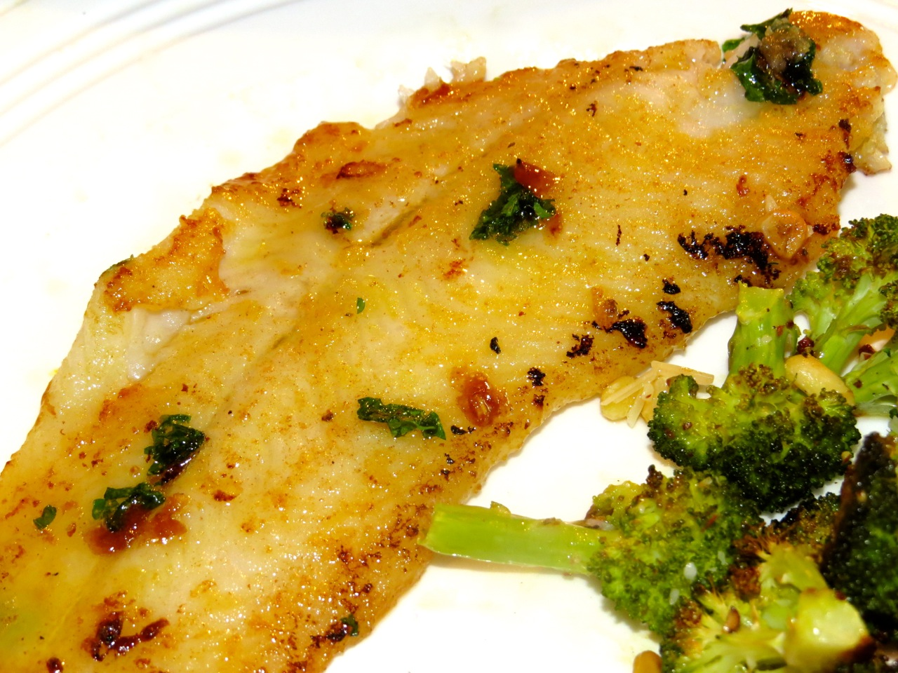 Barefoot Contessa's Easy Sole Meuniere by Everyday Cooking Adventures ...