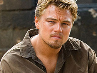 Cinema Romantico: Leonardo DiCaprio in Blood Diamond: A ...