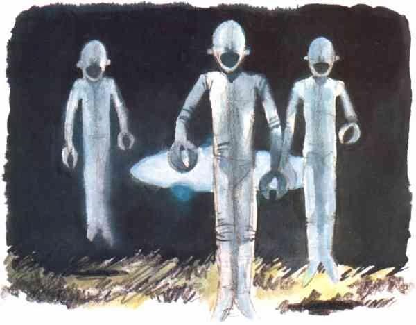 Incydent z Pascagouli: 40 rocznica jednego z najsłynniejszych spotkań z UFO!