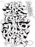 Download 178 Graffiti Fonts Style | Danny Blogger99