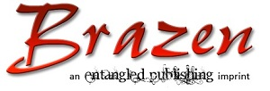 I'm an Entangled Publishing author