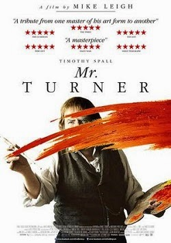 Mr. Turner (2014) DVDRip Español Latino