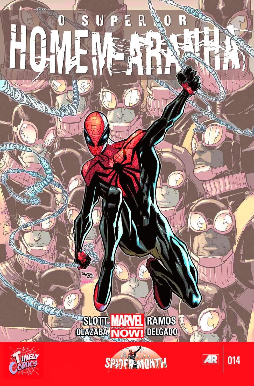 Nova Marvel! O Superior Homem-Aranha #14