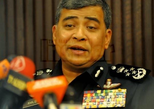 Ketua polis negara persoal gesaan hapus Akta Dadah Berbahaya