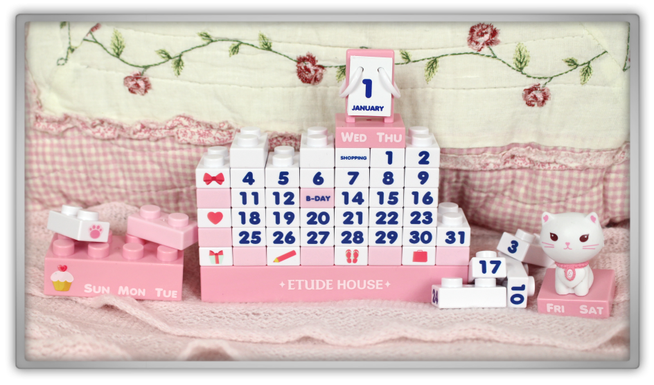 Ebay Korean Cosmetics tools hauls cosmetic love review rilakkuma panda dream etude house etti block calendar tonymoly hair band tony moly nature republic cotton swabs