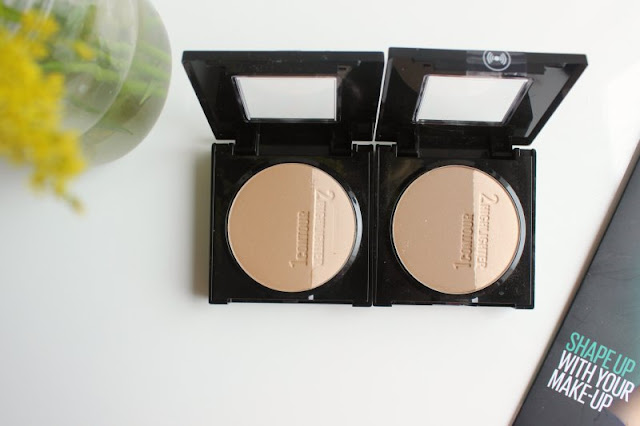 Maybelline Master Sculpt Contouring Palettes Review