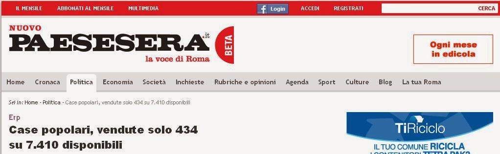 http://www.paesesera.it/Politica/Case-popolari-vendute-solo-434-su-7.410-disponibili