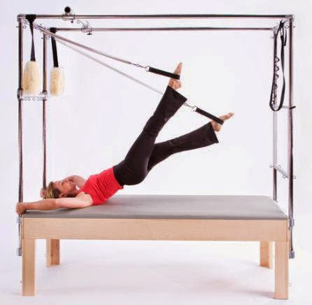 Mesa de pilates