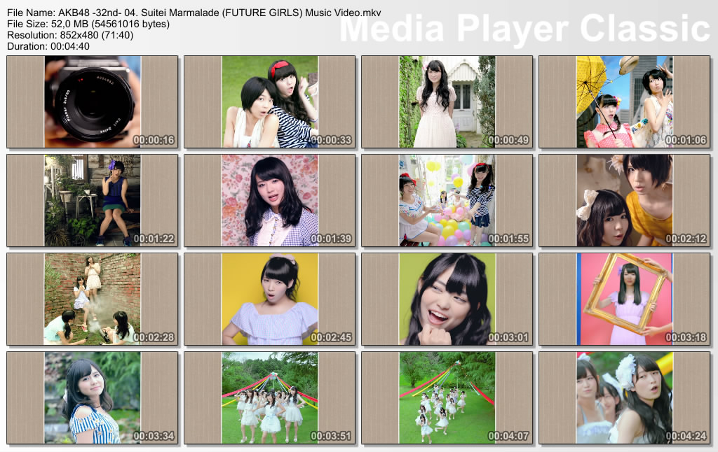 AKB48+-32nd-+04.+Suitei+Marmalade+(FUTURE+GIRLS)+Music+Video.mkv_thumbs_[2013.08.19_19.07.43].jpg (1024×646)