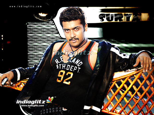 Surya in 'Jillunu oru Kathal' Movie 3