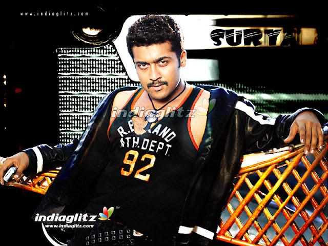 Surya in 'Jillunu oru Kathal' Movie 3
