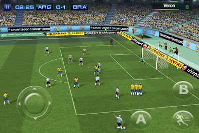 Real Football 2012 v1.0.6 (apd + datos sd) Mali 400 Gratis