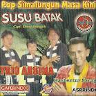 CD Musik Album Pop Simalungun Masa Kini (Susu Batak)