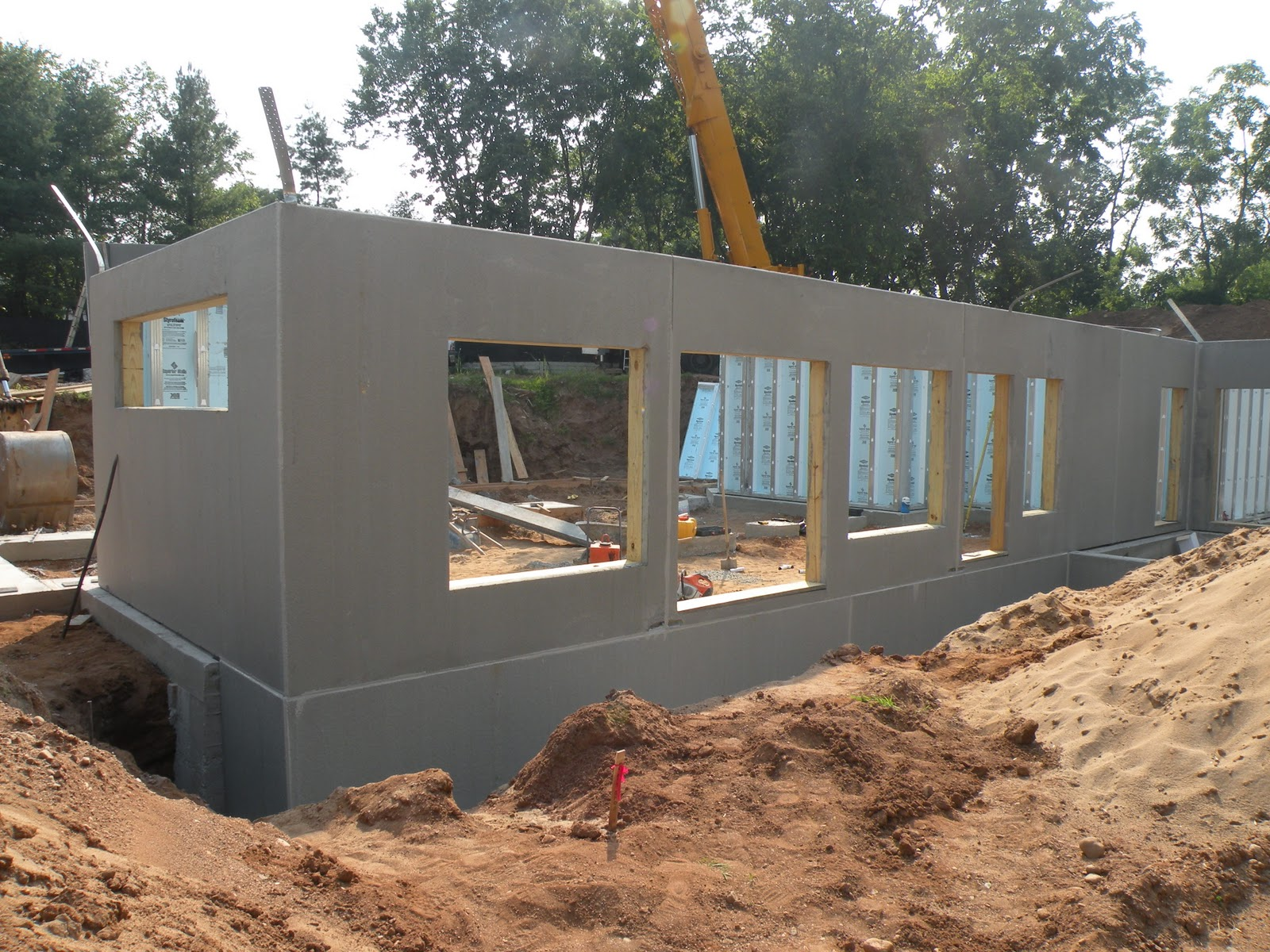 Modular foundation systems 10 photo gallery kaf mobile for Superior wall foundation