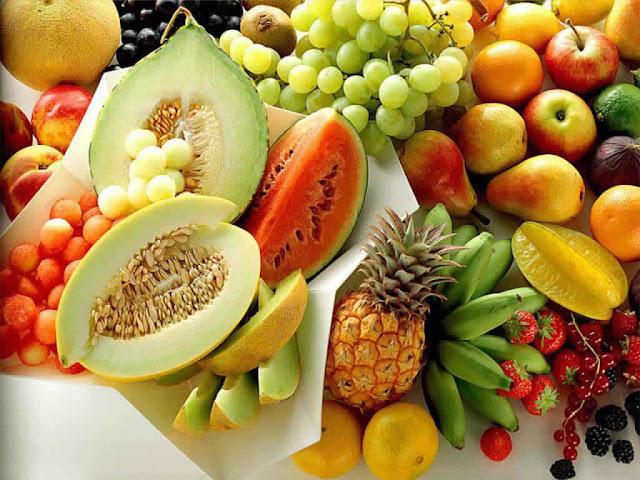 الفواكه التي تحتوي على أعلى نسبة من السكريات