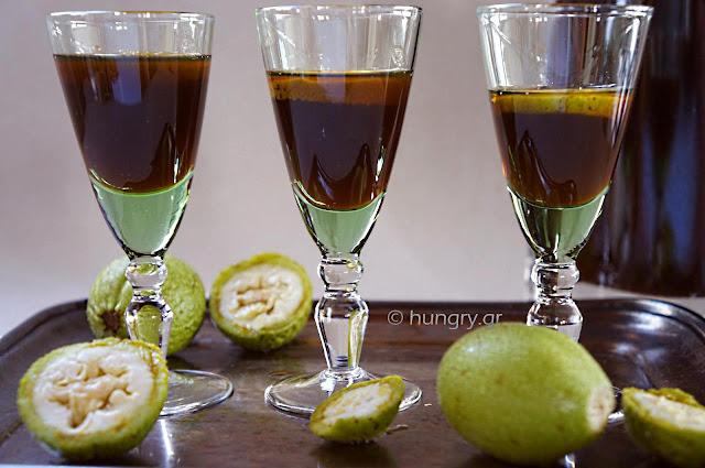 Nocino Walnut Liqueur