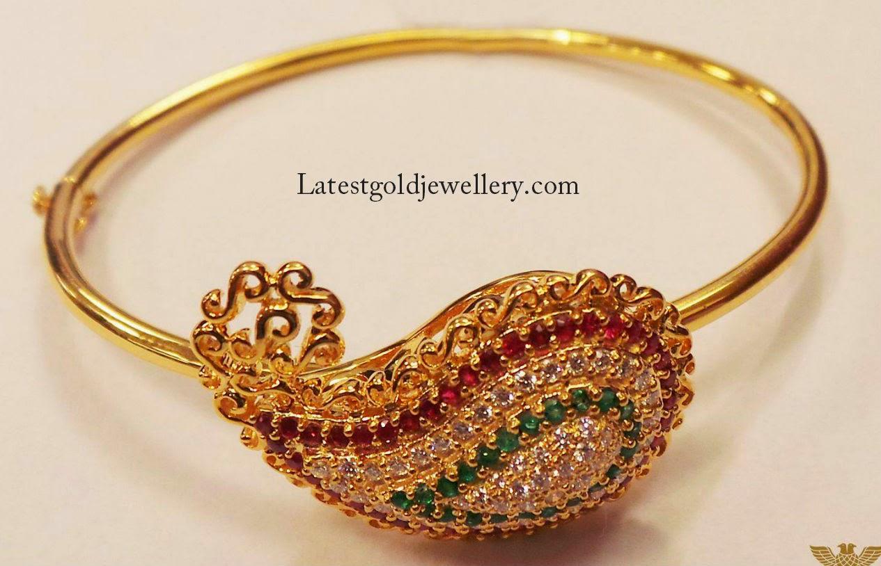 mango design bracelet
