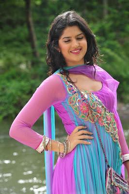 deeksha seth new from nippu, deeksha seth glamour  images