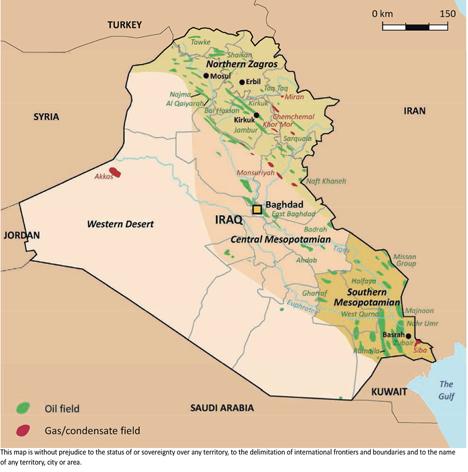 rumaila iraq dangerous