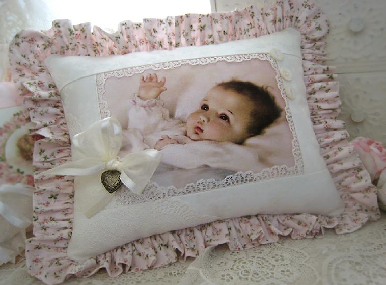 Cuscino bebe'