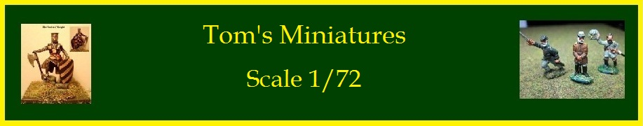 Tom's Miniatures in 1/72