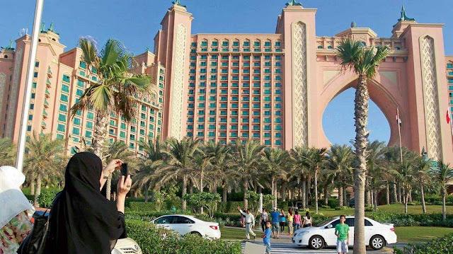 Hotéis nos Emirados Árabes Unidos tem maior taxa de ocupação