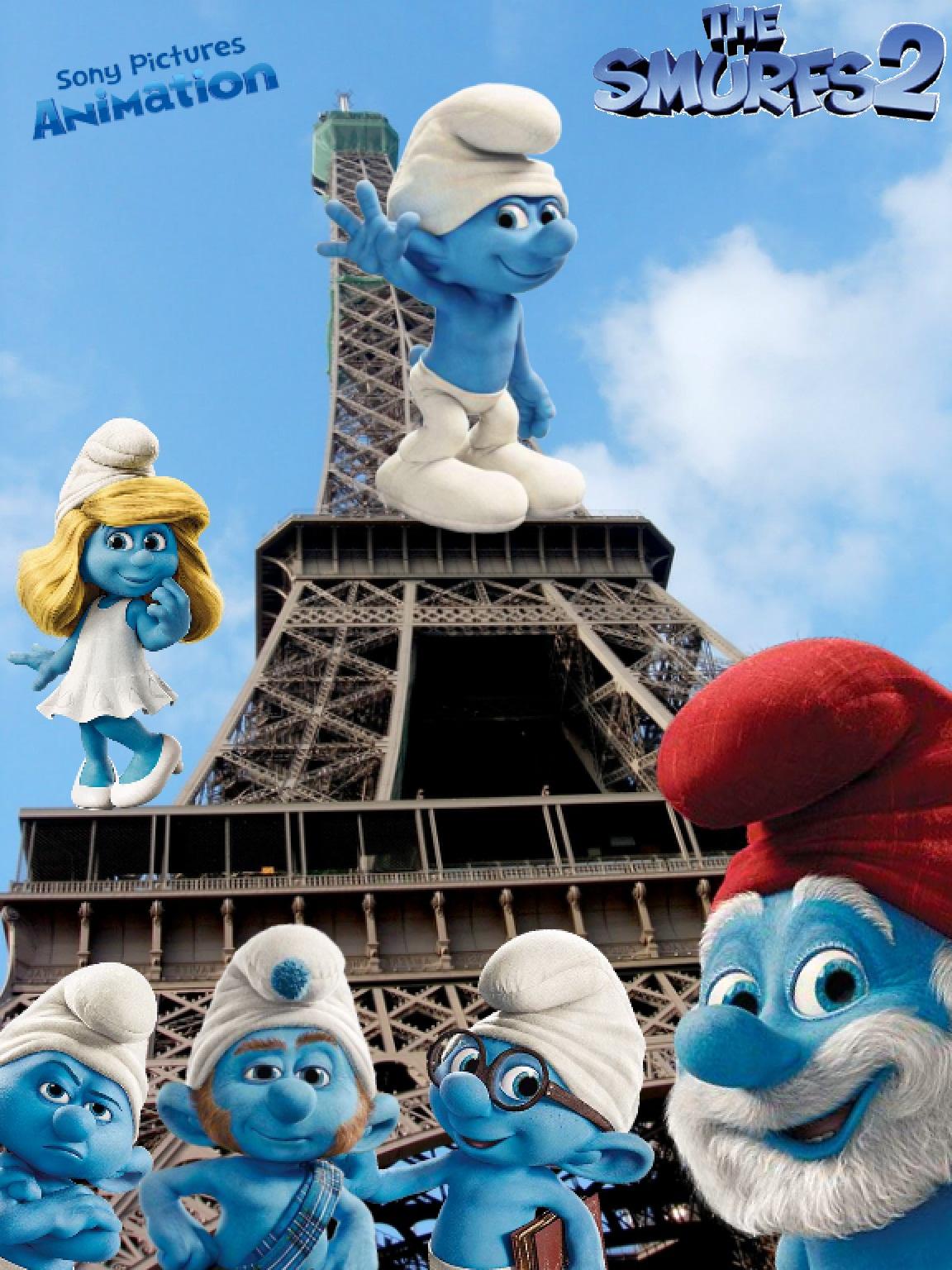 Watch Movies Online Megavideo: Watch The Smurfs 2 (2013) Online ...