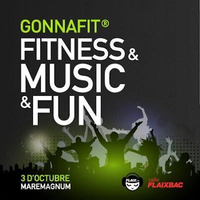 Gonnafit Fitness & Music & Fun en Maremagnum