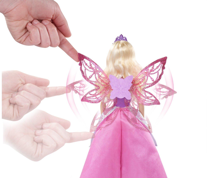 Barbie Catania™ z filmu Barbie™ Mariposa i Baśniowa Księżniczka - Y6373