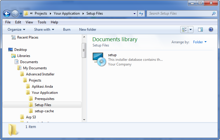 Cara membuat File .Exe / Setup Installer (VB.NET) - 3