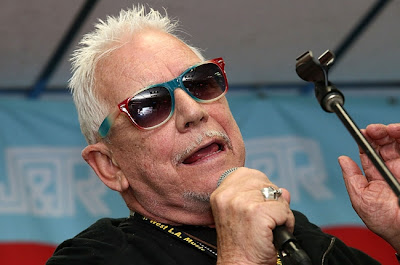 Eric Burdon fundador de The animals, en la actualidad