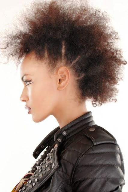 Sectioned Fro-Hawk