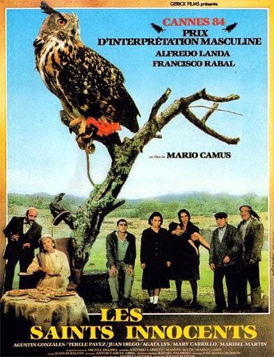 Ver Los santos inocentes (1984) Online