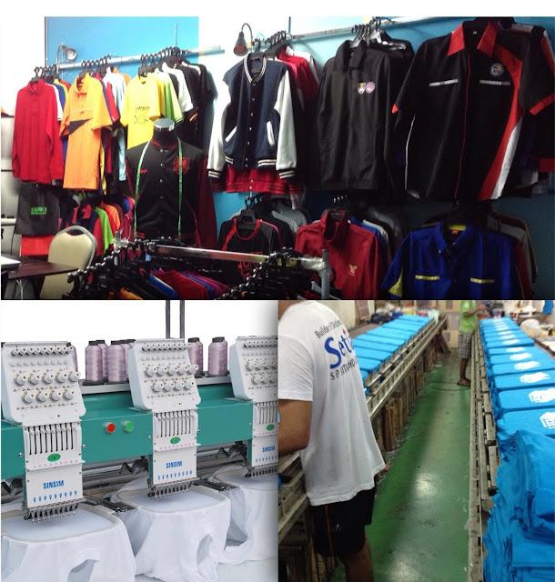 servis baju murah, servis hebat, servis buat baju cepat dan murah, cop baju murah, baju cepat siap, design baju