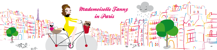 Mademoiselle Fanny In Paris