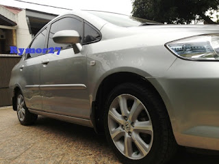 HONDA CITY 2006 iDSI FACELIFT (SILVER)