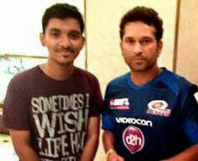Dreams Do Come True – The Story of How I Met Sachin Tendulkar