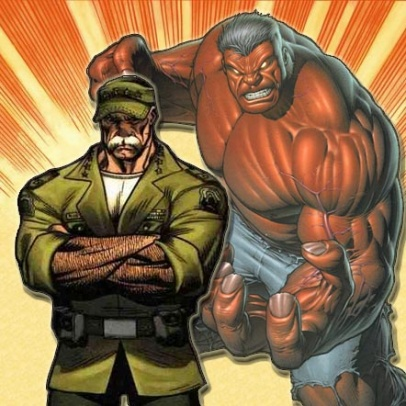 Red Hulk (Marvel Comics) Character Review - 1