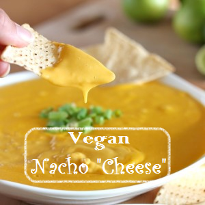 "Vegan Nacho ""Cheese"" Recipe"